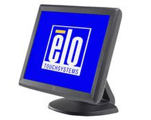 Elo E344320 1515L POS TouchScreen Monitor 15 inch LCD Display Accutouch Dual Serial/USB Controller Antiglare--*DISCONTINUED ITEM*