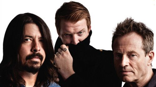 Dave Grohl, Josh Homme & John Paul Jones