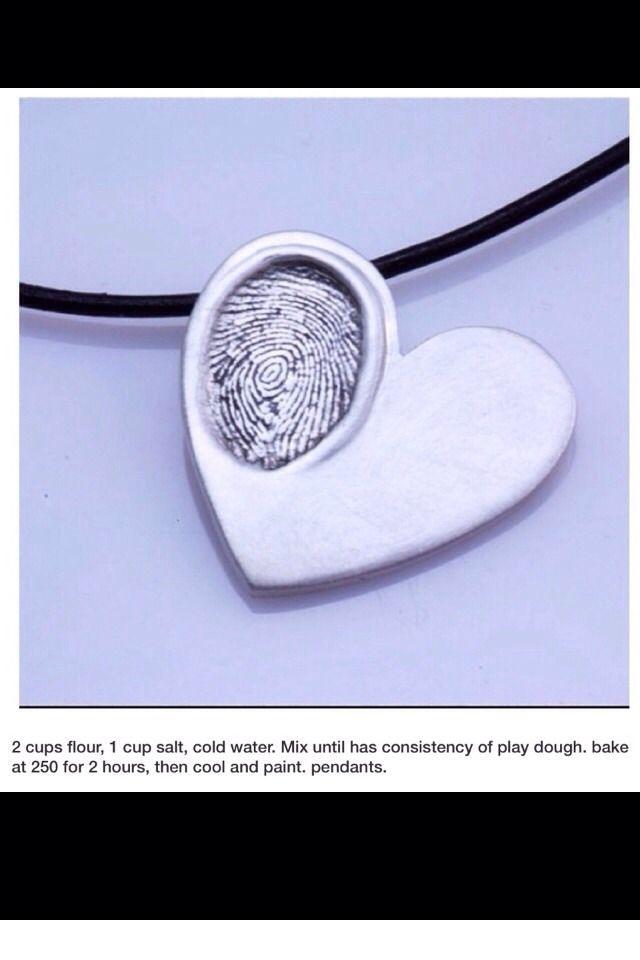 thumbprint pendants #Family #Trusper #Tip