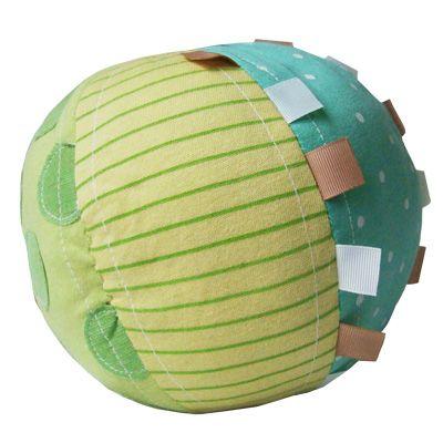 Pelota con sonido  Esta pelota se conviertirá en el #juguete perfecto para tu bebé: Sus #texturas, #formas, sonidos y #colores desarrollan los #sentidos de tu pequeño, la #motricidad gruesa y la creatividad.   El juego es esencial para que los bebés descubran sus capacidades y se desarrollen sanos y felices  Encuéntralas en WOM | www.wombox.co
