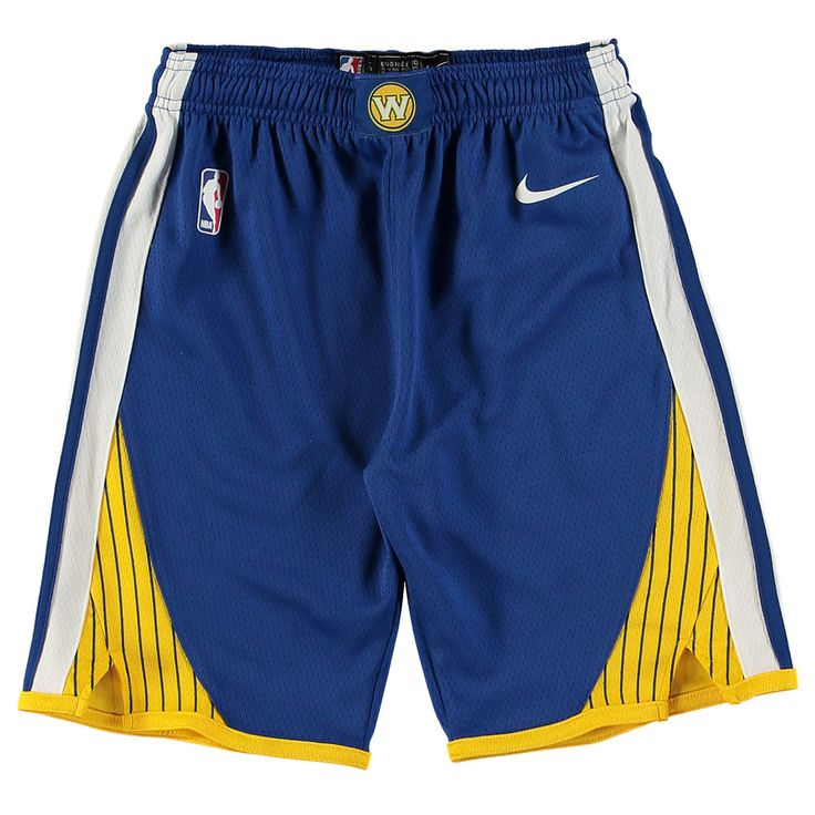 Youth Golden State Warriors Nike Royal  size youth medium