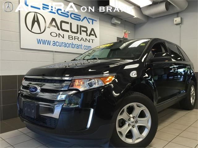 2011 Ford Edge SEL ONLY65KMS 4NEWERMICHELINTIRES PANROOF