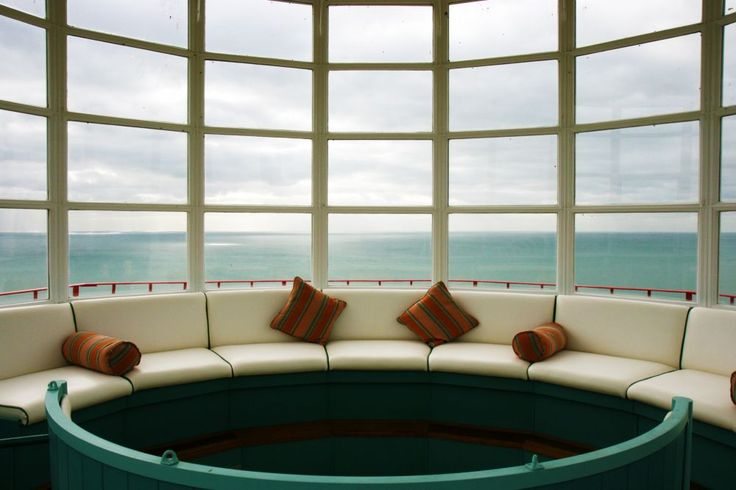 Belle Tout Lighthouse - A unique B&B at Beachy Head, with CoolStays. http://www.coolstays.com/property/belle-tout-lighthouse/16947
