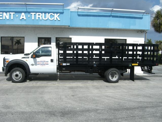 Flatbed Truck Rentals #3 #bedroom #apartments http://renta.remmont.com/flatbed-truck-rentals-3-bedroom-apartments/  #flatbed truck rental # Flatbed Truck Rentals F550 Flatbed 18 Foot with Towing Great rates on F550 Flatbed Truck Rentals. Payload Capacity: 9,000 lbs. Towing Capacity: 12,000 lbs. with electric brake controller Seating Capacity: Driver plus two passengers Cargo Area Dimension: 18 long x 7.5 wide with 42 removable rack sides (8 wide without sides) Design Uses: Transporting cargo…