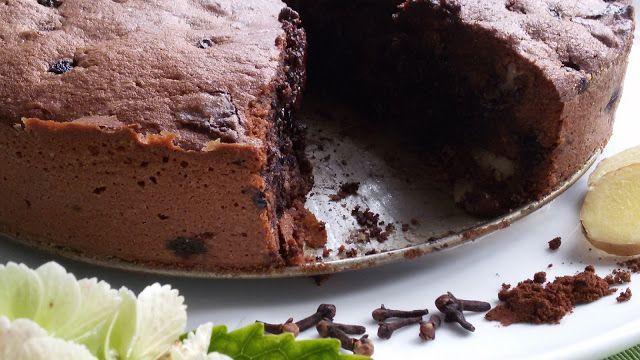 Natural Nature: Chocoladetaart