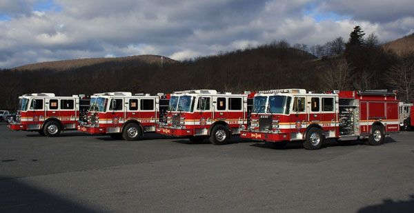 26 best images about kme fire trucks on pinterest ford for Department of motor vehicles richmond va