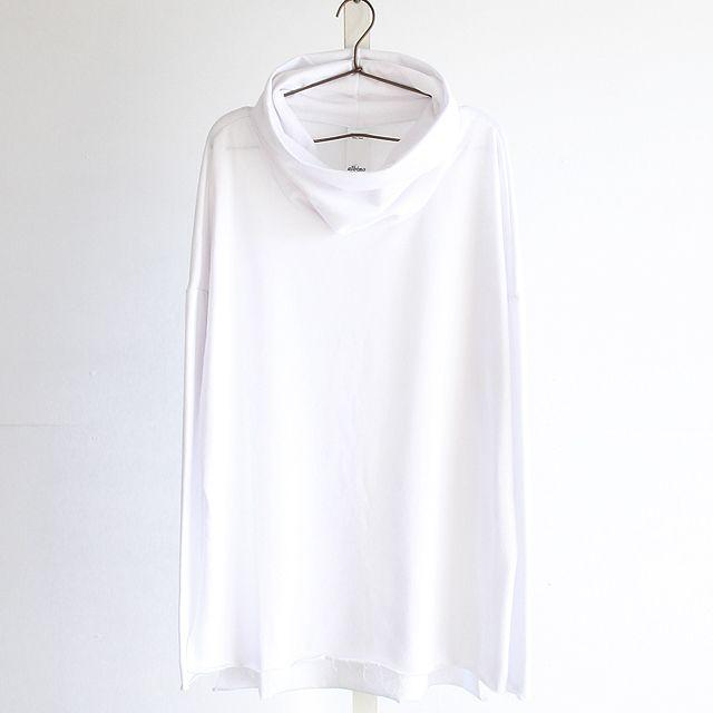 カットオフ加工カウルネックルーズスリーブトレーナー | メンズスカートなどモード系ファッションの通販 albino