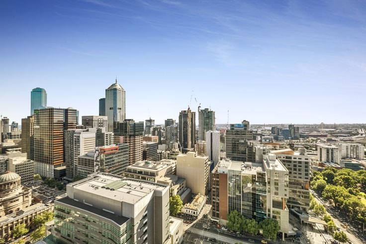 View from 380 Little Lonsdale Street, Melbourne