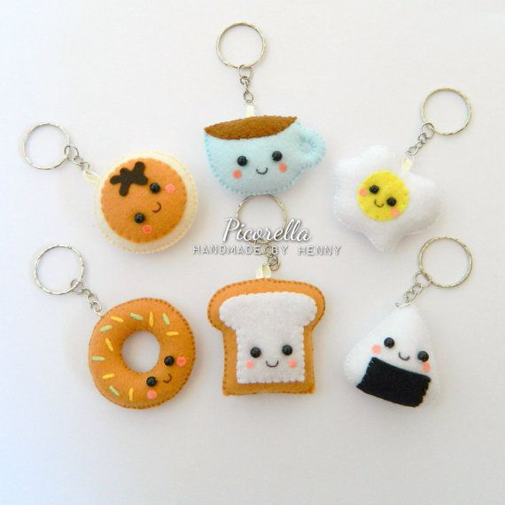 Diy Squishy Keychain : 6410 best Kawaii DIY For Your Home images on Pinterest Kawaii diy, Polymer clay charms and Crafts