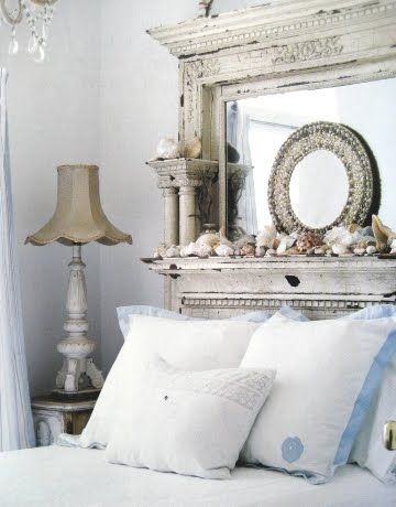 126 best Repurposed ~ MANTLE images on Pinterest | Faux fireplace ...