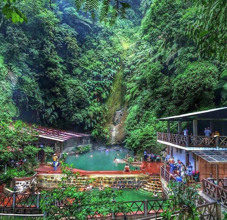 Fuentes Georginas Quetzaltenango,Guatemala