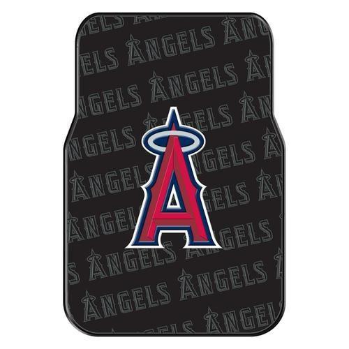 Los Angeles Angels LA Rubber Car Floor Mats Auto