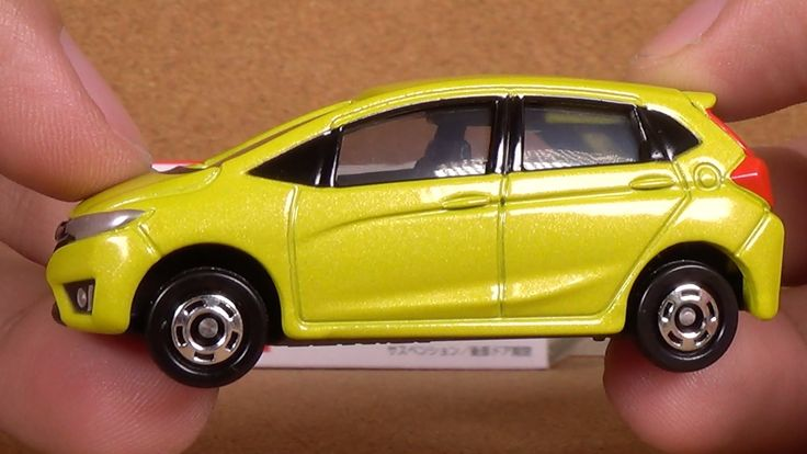 Tomica 066 - Honda Fit Limited Color Edition (Takara Tomy Japan Diecast ...