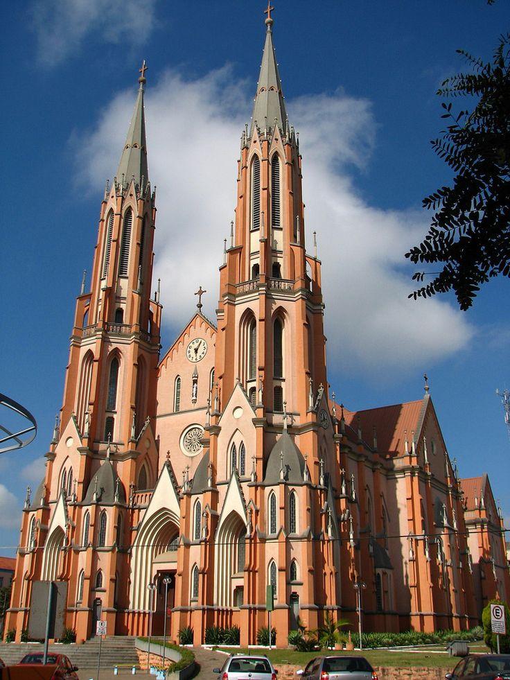 Igreja Matriz São Sebastião Mártir, Venâncio Aires, RS