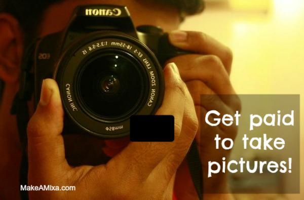 #MakeMoney from your camera min. 5+ megapix., read how.