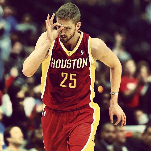 "Chandler Parsons :Let the guy be the aggressor! Guys love confidence, but too much can be mistaken for aggressiveness. Let him come to you instead! ""If a girl came up to me and asked me out, that's a little forward,"" he said. ""Guys like it when girls play hard to get!""  Read more: Chandler Parsons Love Advice - Chandler Parsons Interview - Seventeen  Follow us: @david on Twitter 