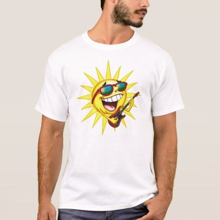 Rock'n Sun T-Shirt - tap, personalize, buy right now!