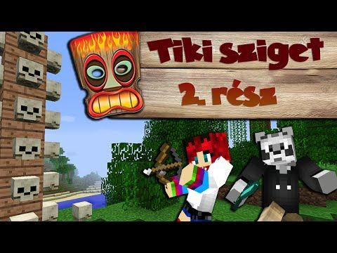 Tiki Sziget Survival Map - A Tiki Templom - 2. rész