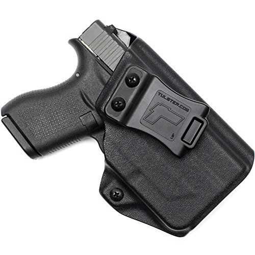 Glock 42 w/TLR-6 Holster - Tulster ProfileLB Holster IWB (Black - Right Hand)Loading that magazine is a pain! Excellent loader available for your handgun Get your Magazine speedloader today! http://www.amazon.com/shops/raeind