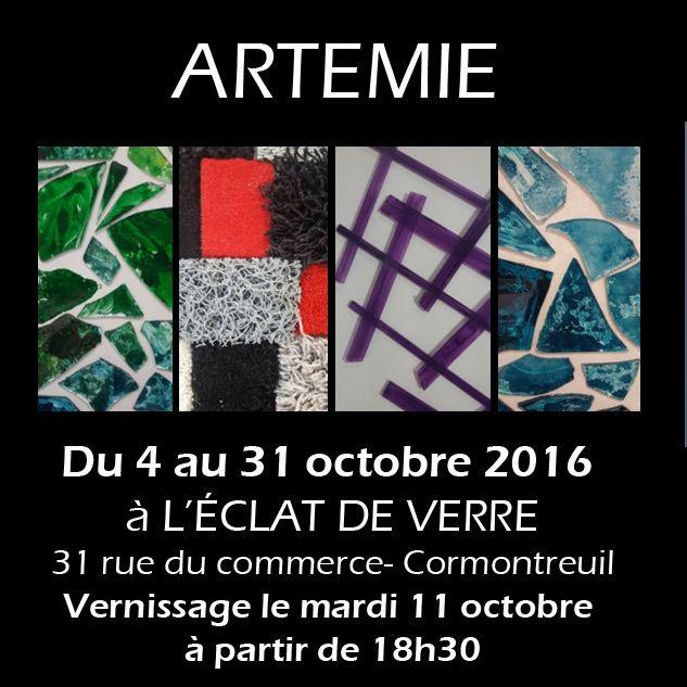 à Reims Cormontreuil, Vernissage mardi 11 octobre à partir de 18h30 - EXPOSITION ARTEMIE du 4 au 31 octobre 2016 >>> Le recyclage est à l'honneur!  Venez découvrir les créations de l'association Artemie, toutes réalisées avec des matériaux de récupération. Vernissage demain soir au magasin, l'exposition est à voir jusqu'à la fin du mois ! A bientôt. >>> http://www.eclatdeverre.com/exposition-artemie-reims-cormontreuil/ #encadrement #exposition #art #eclatdeverre