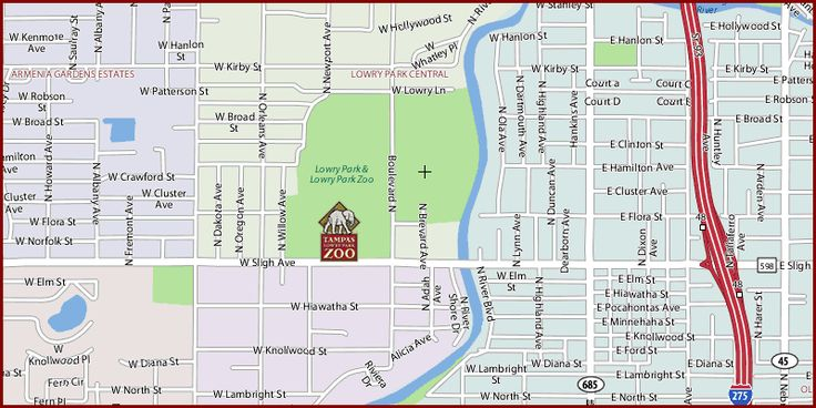Public Transportation to the Zoo:    The Zoo is serviced by HART Bus Routes 41 and 45.