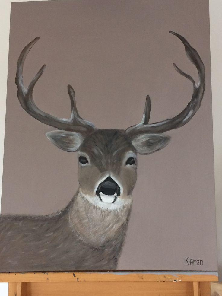 8 best aquarel kerst images on pinterest watercolors google and searching - Geschilderd zink ...