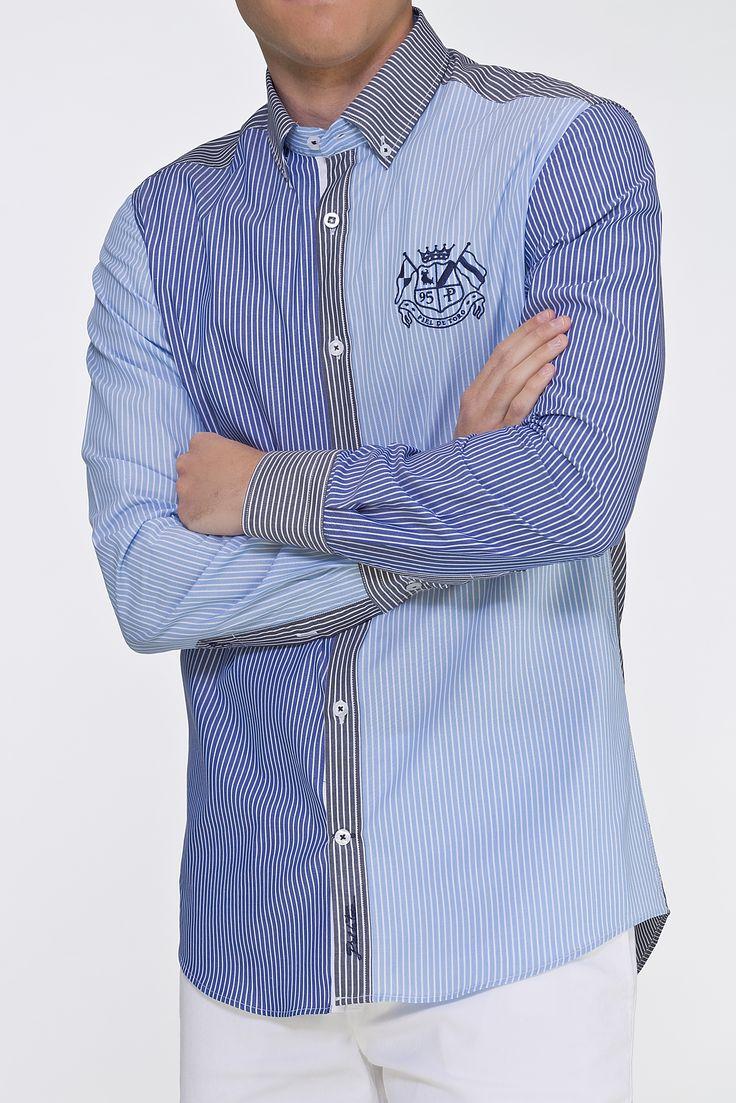 En nuestra tienda online podrás encontrar prendas como esta preciosa camisa. www.pieldetoro.com