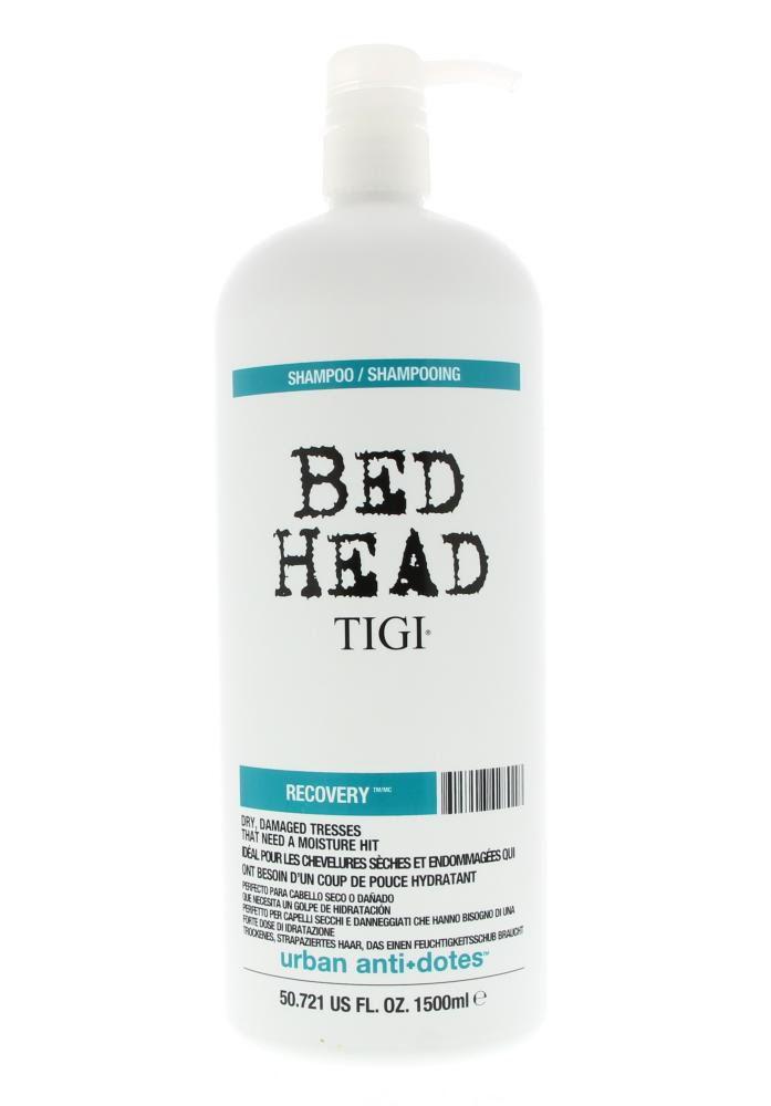 Tigi Bed Head Urban AntiDotes Recovery Shampoo Damage Level 2 1500ml  Bed Head Urban AntiDotes Recovery Shampoo Damage Level nr 2. Heb je je haar geverfd en beschadigd? Blaas je dof haar weer leven in met deze shampoo die speciaal geschikt is voor droog beschadigd haar dat hydratatie nodig heeft. Het haar word onmiddelijk en langdurig zachter en glanzend.  EUR 20.15  Meer informatie