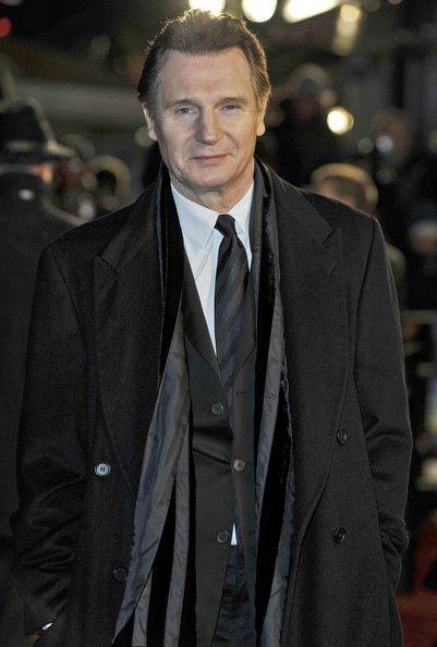 Liam Neeson. what a charm man!