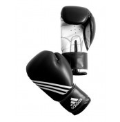 Adidas Training II Sparring Gloves - Black  Adidas Training II Sparring Glove is an outstanding sparring glove that features:  - All new I-PROTECH with 3G INNOVATION. - Wide rigid strap for added security and adjustment. - Colour: Black/White, Red/White - Size: 10 oz, 12oz, 16oz   For more info visit: http://www.gymandfitness.com.au/adidas-training-ii-sparring-gloves.html