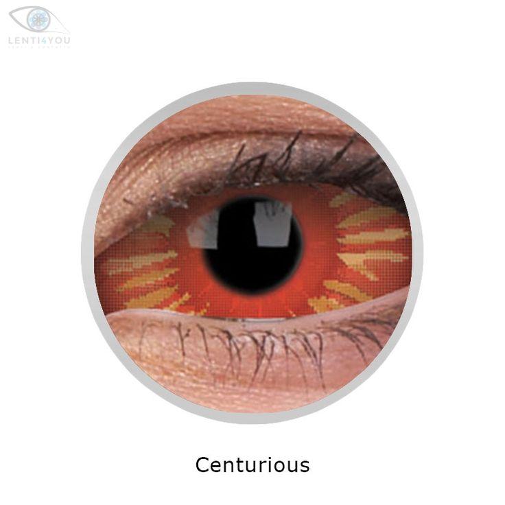 Lenti a contatto colorate LENTI SCLERALI CENTURIOUS 22mm SCLERA tutto l'occhio | SCLERA LENSES| HALLOWEEN | Lenti4YOU