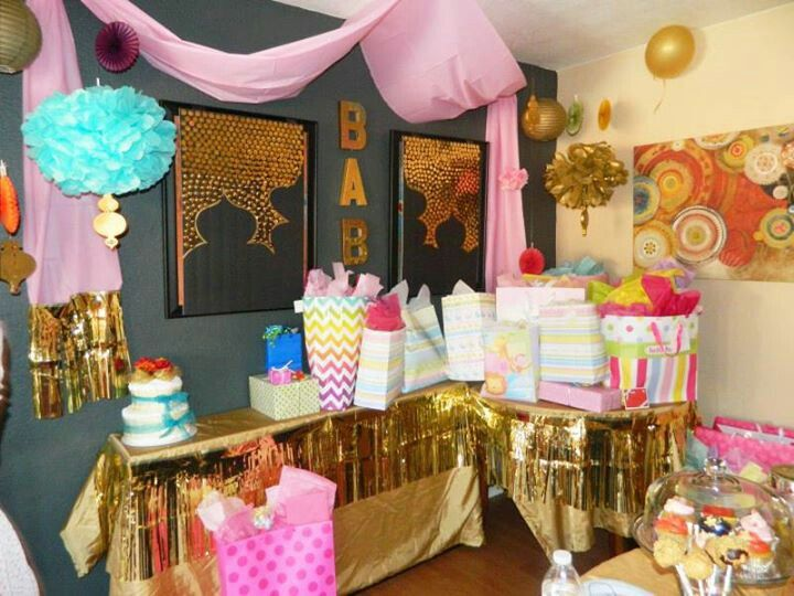 baby shower ideas on pinterest moroccan theme party indian theme
