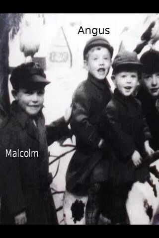 Malcolm and Angus