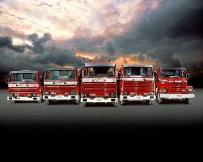 125 de ani de Scania: de la productia de vagoane la o gama completa de vehicule comerciale grele //  Scania aniverseaza anul acesta 125 de ani de la infiintare. La inceputurile sale compania suedeza Vabis - pe atunci cu capital integral privat - se ocupa de productia de vagoane de marfa si de calatori in Södertälje, iar dupa 20 de ani a fuzionat cu firma privata Scania, din Malmö, care avea ca domeniu principal de activitate productia de masini.