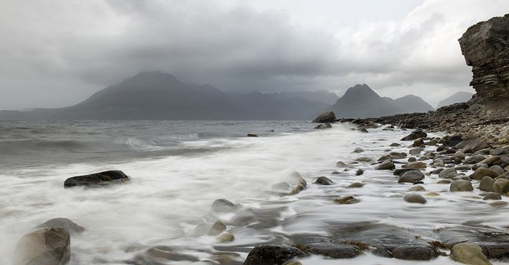 Isle of Eigg in beeld - Nomad & Villager