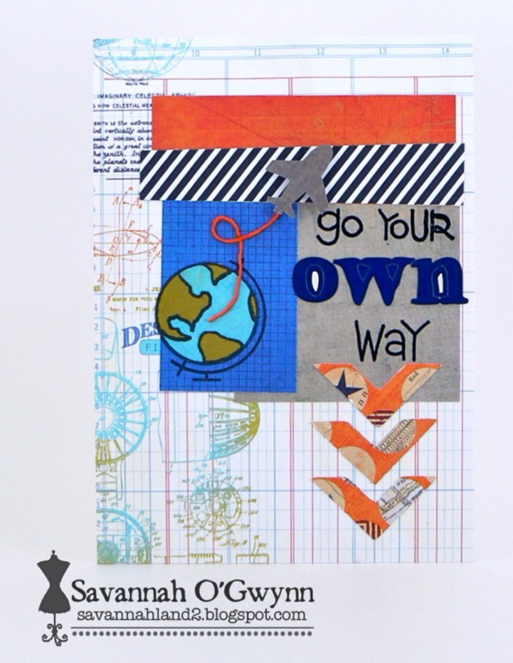 Paper Smooches SPARKS: August 6-12 Trend Watch--card by SPARKS DT Savannah--using the PS Smarty Pants, Get Outta Town, and Buckaroo stamp setsSavannah, Cards Ideas, Trends Watches Cards, Paper Smooches, Stamps Sets, Crafts Corner, Outta Town, Buckaroo Stamps, Smarties