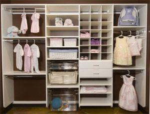 California Closets Childrenu0027s Storage