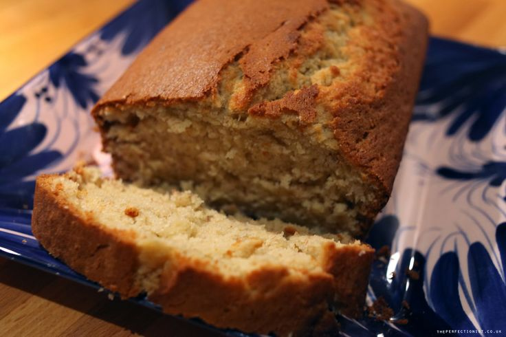 Mary Berry's Banana Loaf - SO simple, you could throw this together in 10 minutes
