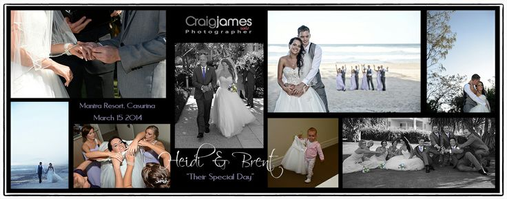 Heidi & Brents Special Day.