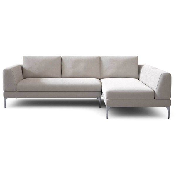 Plaza Modular Sofa Contemporary Design Lounge Couch King Liked On Polyvore Featuri Modular Sofa Contemporary Couches Contemporary Modern Furniture