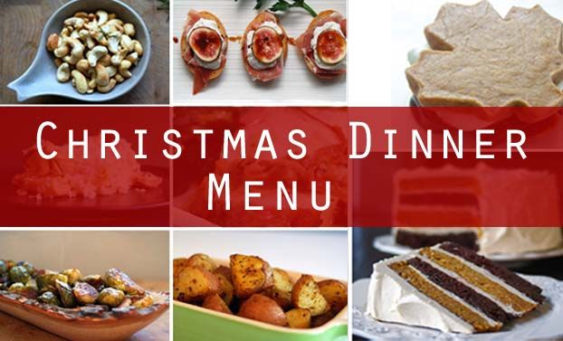 Christmas dinner menu great christmas ideas pinterest christmas dinner menu menu and dinners - Christmas menu pinterest ...