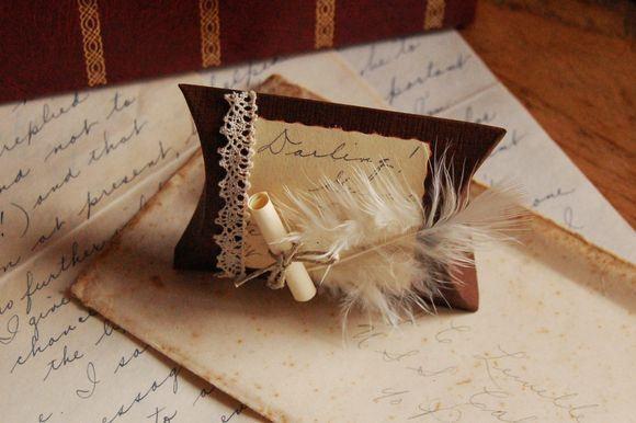 Vintage Twee ~ Vintage Inspired Wedding Favours and Table Decor…   Love My Dress® UK Wedding Blog