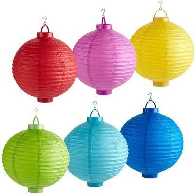 Battery Paper Lanterns