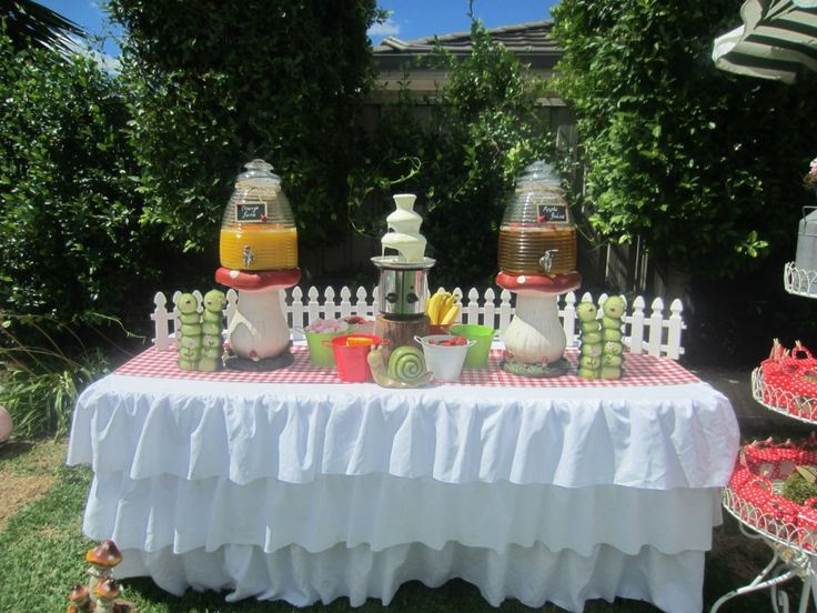 ladybug garden party baby shower ideas themes games babyshowerideas4u birthdayparty