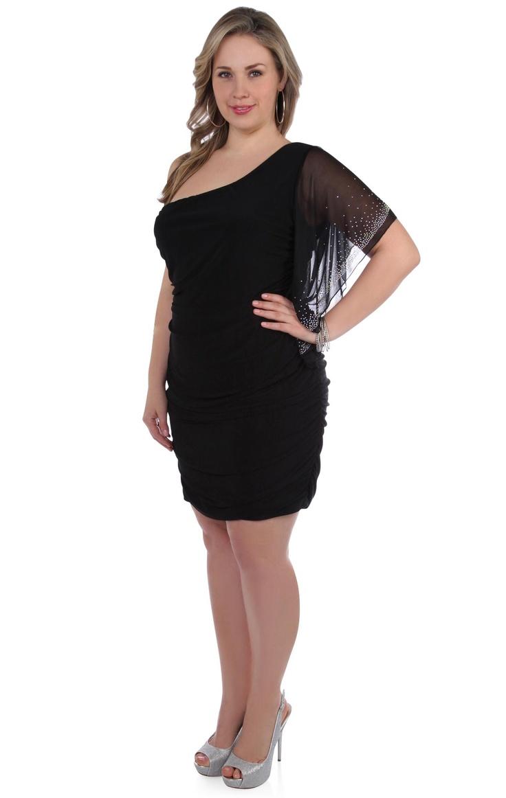 49 best Little Black Dress images on Pinterest | Dress plus sizes ...