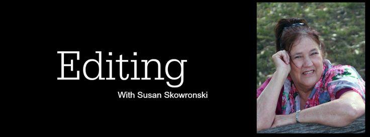 Editing with Susan