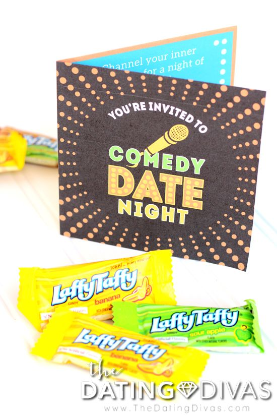 Comedy Date Night- this is fun. Free downloads and games from The Dating Divas