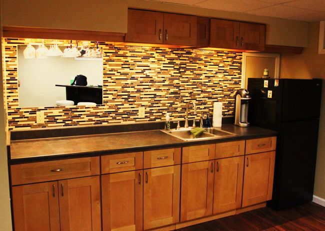 i enjoy my new cabinets that i got from kitchen cabinet kings i am remodeling my basement and. Black Bedroom Furniture Sets. Home Design Ideas