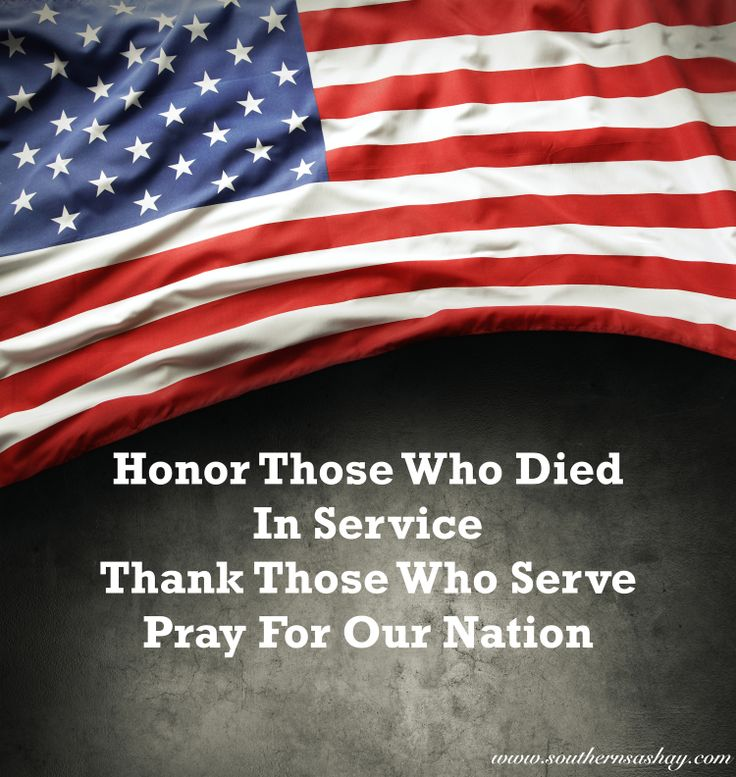 memorial day usa may 25