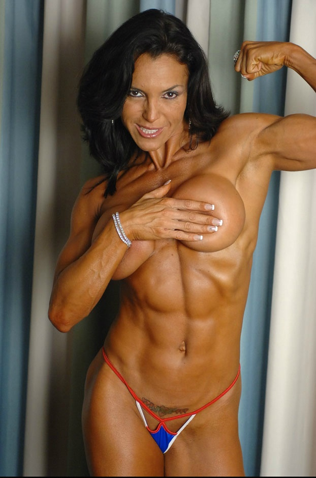 Got male and female fitness models nude nude with